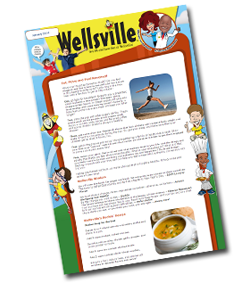 Wellsville news