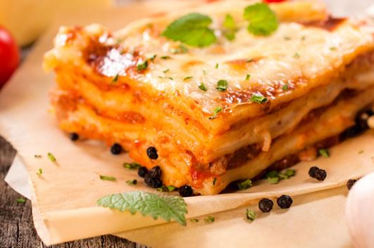 Yummy Vegetarian Lasagna