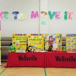 Wellsville goes to school