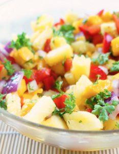 Fruitsational Salsa