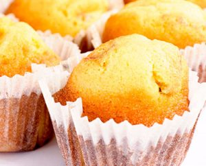 Picture of Banana Muffins.