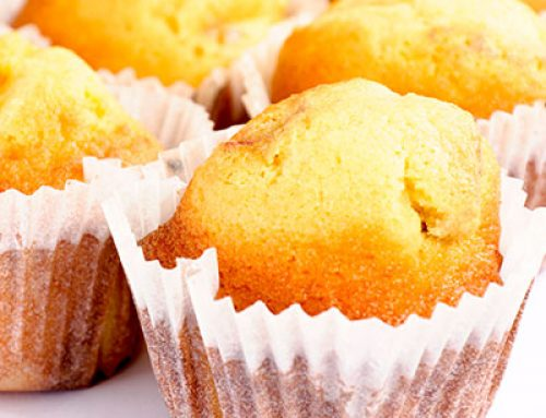 No Added Sugar Banana Muffins