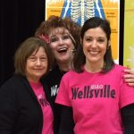 Wellsville goes to school volunteers