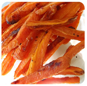 Picture of Carrot Fries.