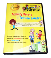 Wellsville Tension tamers DVD.