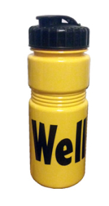 Wellsville water bottle