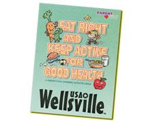 Wellsville eat right book